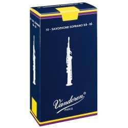 Anches Vandoren Traditionnelle sax soprano