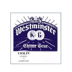 Westminster E string violin