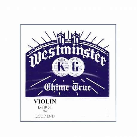 Corde mi Westminster violon