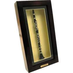 Mini clarinette sous cadre