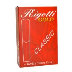 Rigotti Gold Classic sopraansaxofoon rieten