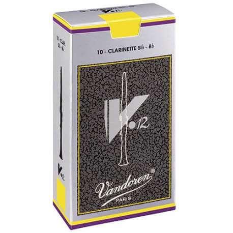 Anches Vandoren V12 clarinette Si b