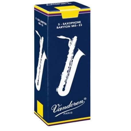 Anches Vandoren Traditionnelle sax baryton