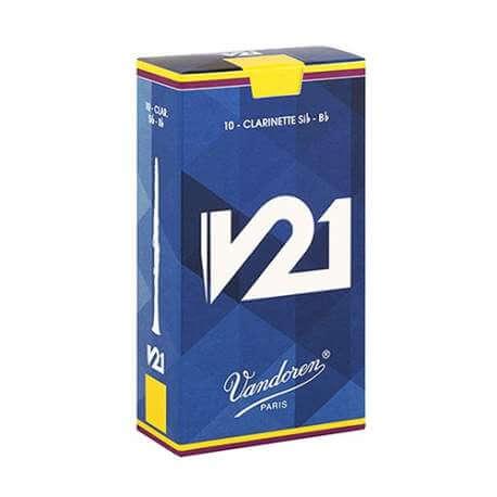 Anches Vandoren V21 clarinette Si b