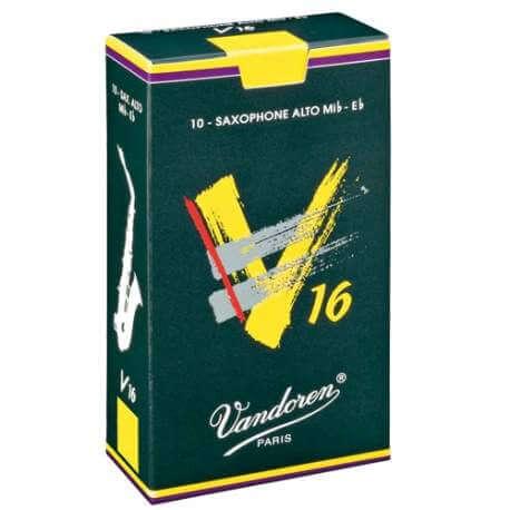 Anches Vandoren V16 sax alto
