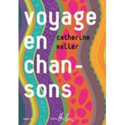 Keller - Voyage en chansons