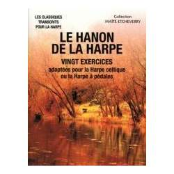 Le Hanon de la harpe