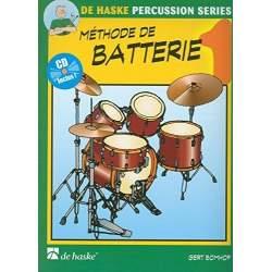 Méthode drumset vol.1