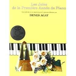 Les Joies de la Première Année de Piano + CD