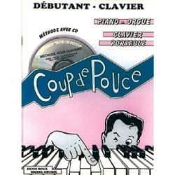 Coup de pouce claviers vol.1 + CD