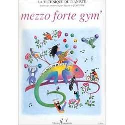 Mezzo Forte gym'- Quoniam