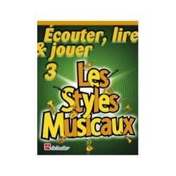 Ecouter, lire et jouer - les styles musicaux - Trombone (BC)
