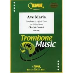 Gounod - Ave Maria pour trombone et piano
