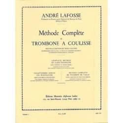Lafosse - Méthode complète de trombone