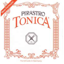 "SUPER PROMO : Pirastro Tonica ""New formula"" violin strings set"
