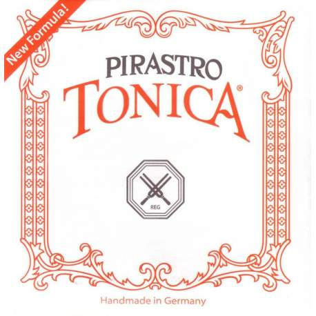 "SUPER PROMO : jeu Pirastro Tonica ""New formula"" pour violon"