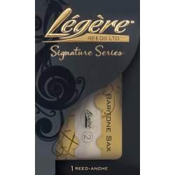 Anche (1) Légère Signature saxophone baryton