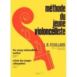 Feuillard - Méthode du jeune violoncelliste