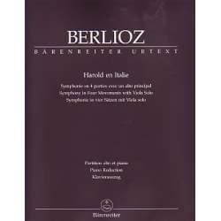 Berlioz - Harold en Italie pour alto