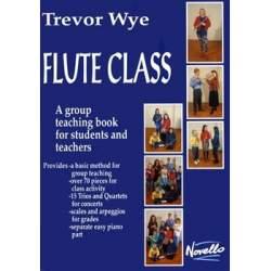 Wye - Flute class