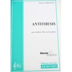 Cominotto - Antithesis pour hautbois, flûte ou saxophone