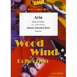 Bach - Aria pour hautbois et piano