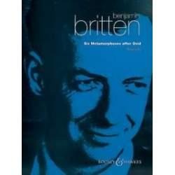 Britten - Metamorphoses pour hautbois