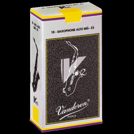 Anches Vandoren V12 sax alto