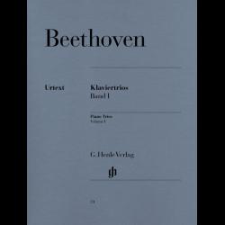 Beethoven - Trios à clavier