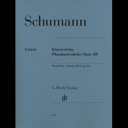 Schumann - Œuvres trio avec piano