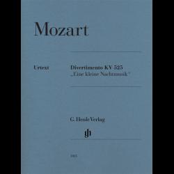 Mozart - La Petite Musique De Nuit pour quintette