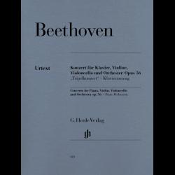 Beethoven - Triple Concerto op.56 pour violon, violoncelle et piano