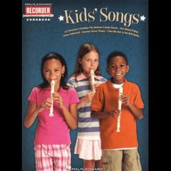 Kid's songs pour flûte à bec