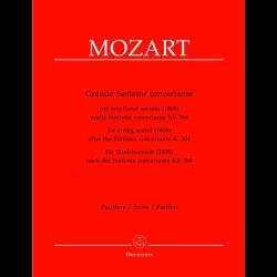 Mozart - Grand sextuor concertant