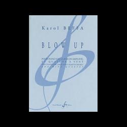 Beffa - Blow Up pour quatuor à vents et piano