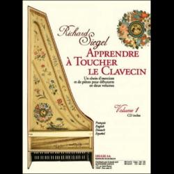 Siegel - Apprendre à Toucher le clavecin