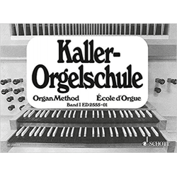 Ecole d'orgue Vol.1