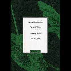 Williams - Premier album facile pour orgue