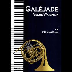 Waignein - Galéjade pour cor en fa et piano