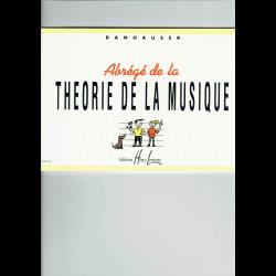 Danhauser - Verkorte van de muziektheorie (in frans)