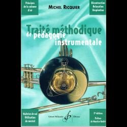 Ricquier - Traité méthodique de la pédagogie instrumentale