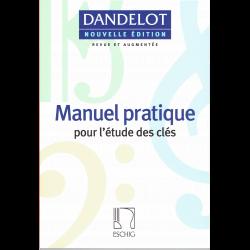 Dandelot - Manuel pratique pour l'étude des clés (in frans)