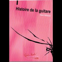 Mitéran - Histoire de la guitare