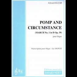 Elgar - Pomp and Circumstance pour orgue