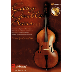 Easy double bass + CD