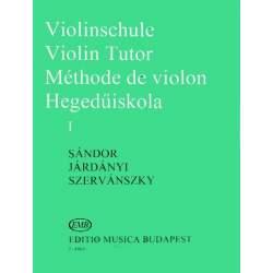 Sandor Méthode de violon I