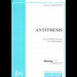 Cominotto - Antithesis - clarinette