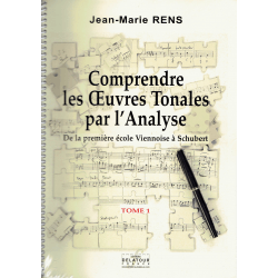 Rens - Comprendre Les Œuvres Tonales ( in frans)