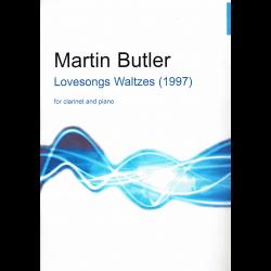 Butler - Lovesongs waltzes