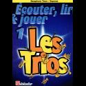 Ecouter, lire & jouer- Les trios sax ténor/soprano